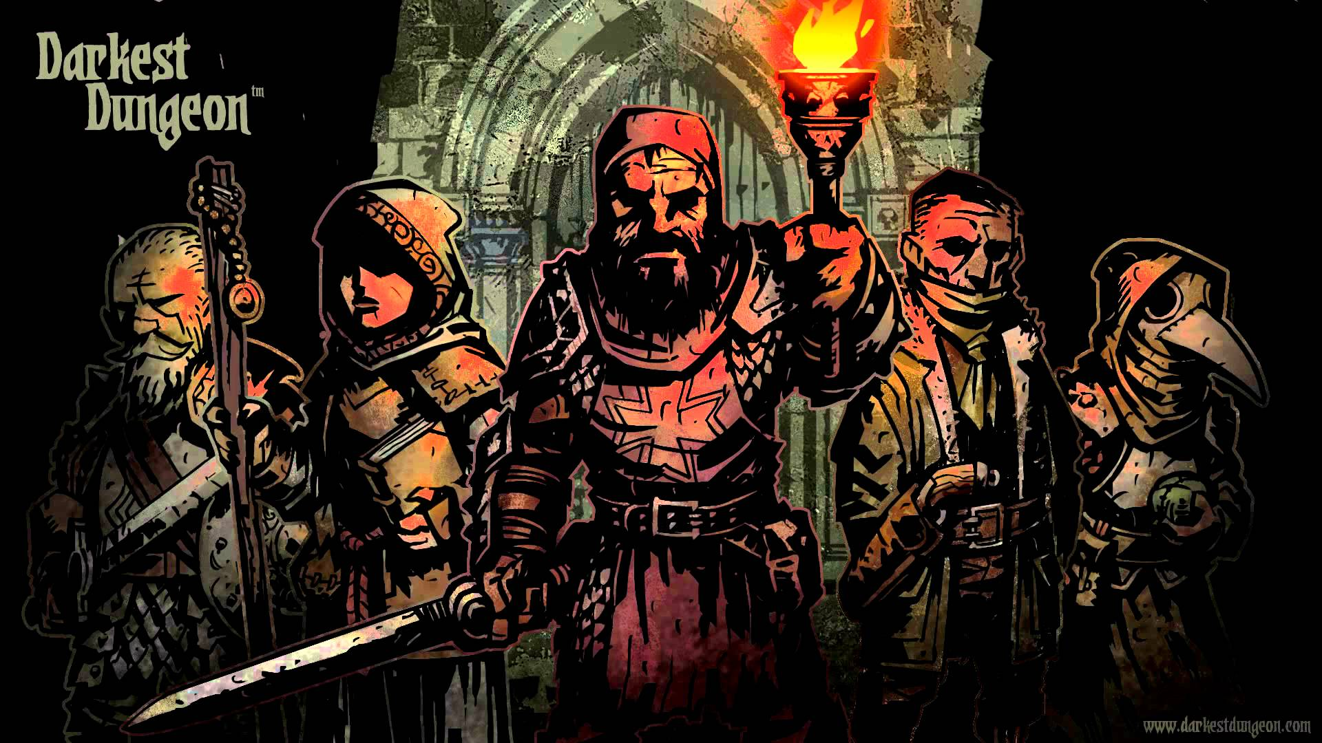 Darkest Dungeon (PC / PS4 / PS Vita / Switch)
